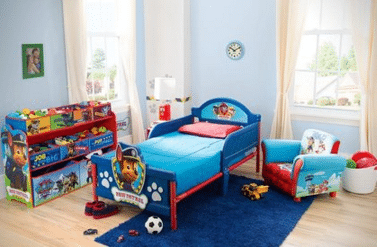 Maakmijnkindblij - Kinderkamer