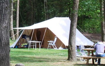 campingdeberken - Camping eigen sanitair